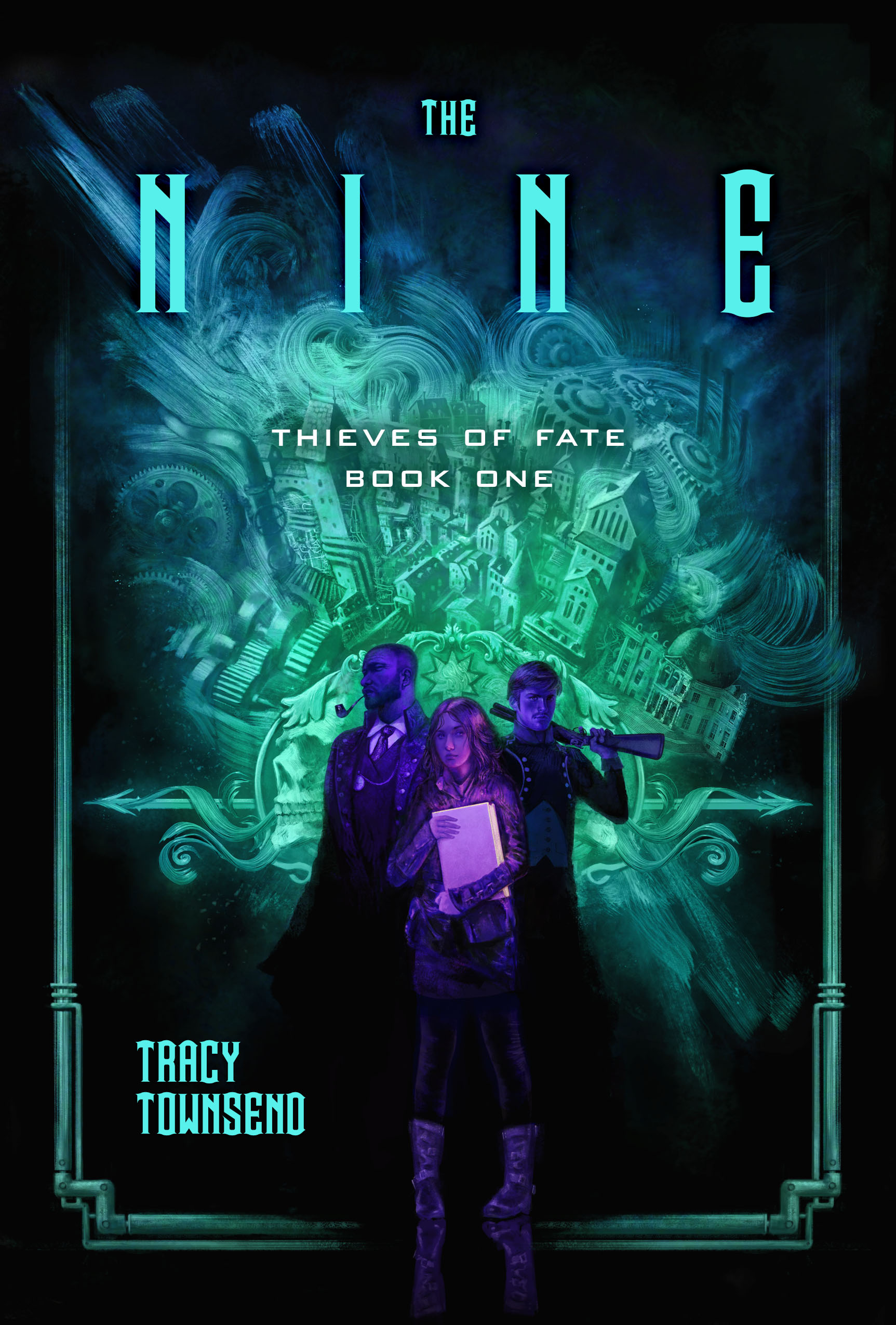 Tracy Townsend: Five Things I Learned Writing The Nine
